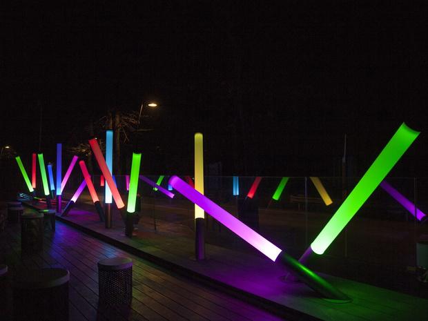 Ночная жизнь. Как организовать подсветку в саду (фото 7)