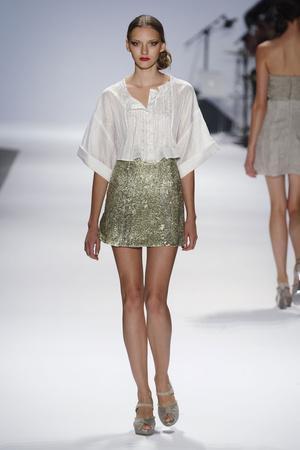 Показы мод Nanette Lepore Весна-лето 2011 | Подиум на ELLE - Подиум - фото 2636