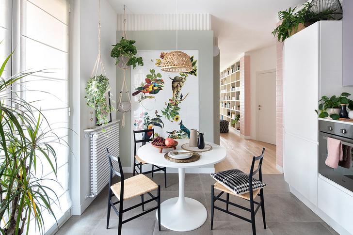 Рай на земле: квартира 96 м² в Милане (фото 13)