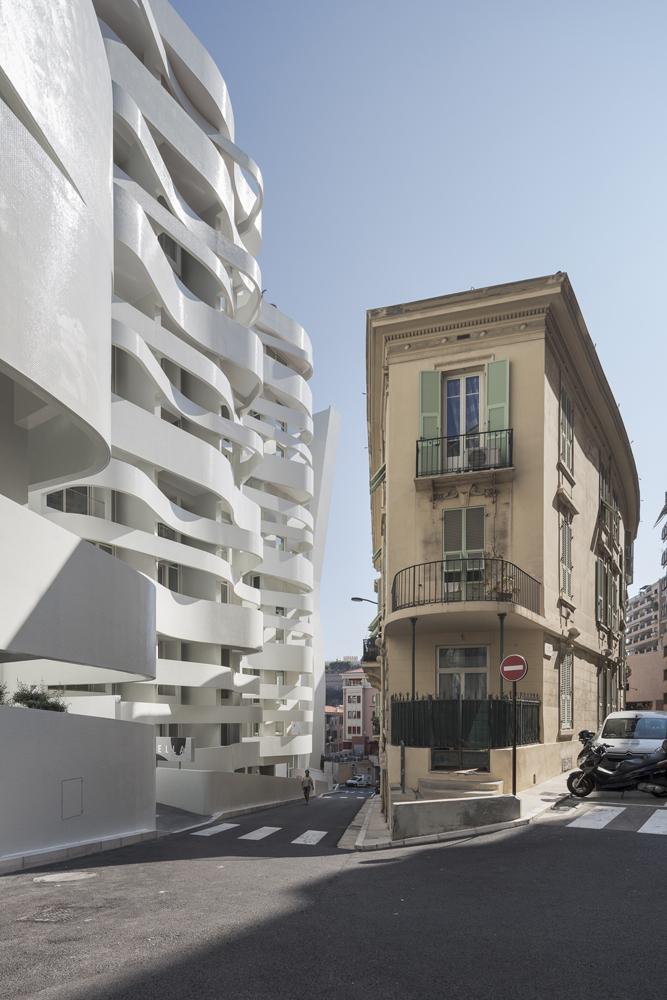 Комплекс Le Stella по проекту Жана-Пьера Лотта в Монако (фото 2)