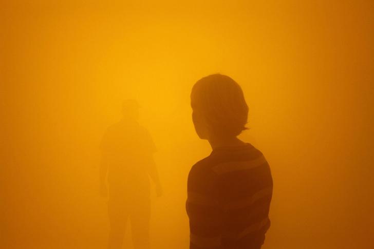 Выставка Олафура Элиассона в Тейт Модерн (фото 3)