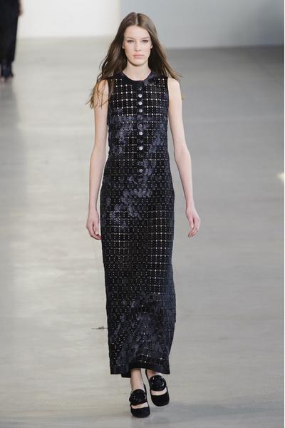 Показ Calvin Klein на Неделе моды в Нью-Йорке | галерея [1] фото [1]
