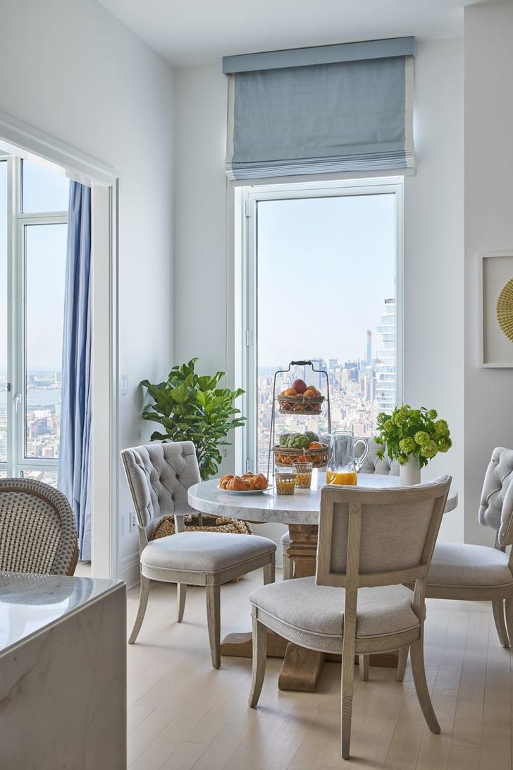 Воздушный интерьер квартиры в Нью-Йорке (фото 7)