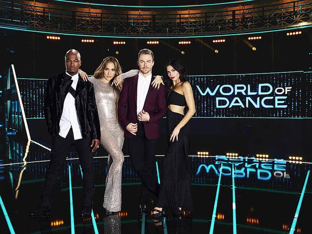 Члены жюри World Of Dance