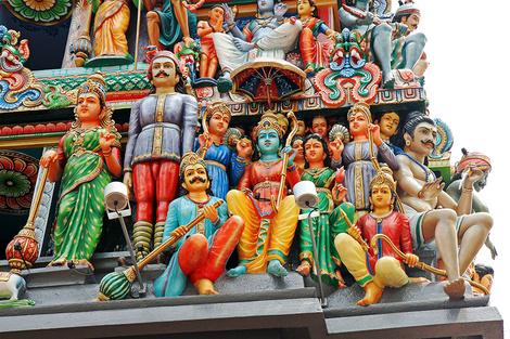 10 мест, которые нужно посетить в Сингапуре | галерея [5] фото [3]
