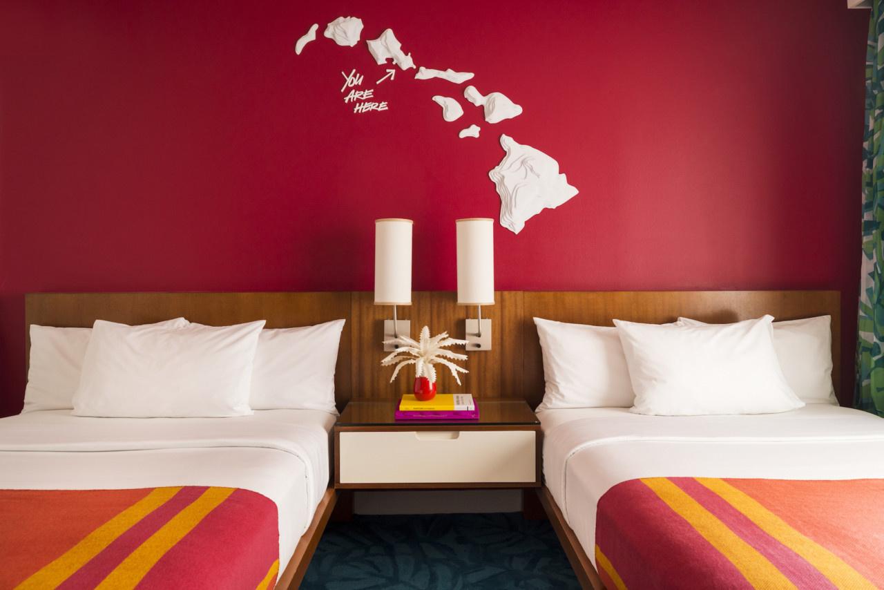 Всем Алоха: яркий отель на Гавайях (галерея 4, фото 4)