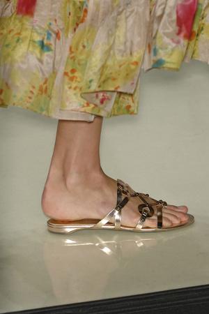 Показ Diane Von Furstenberg коллекции сезона Весна-лето 2009 года prêt-à-porter - www.elle.ru - Подиум - фото 72610