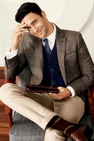 10 самых красивых мужчин-моделей всех времен (фото 34)