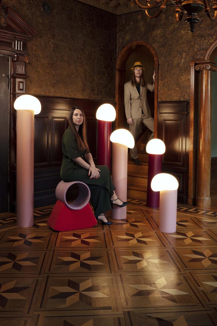 В гостях у Färg & Blanche: инсталляция The Baker House (фото 0)