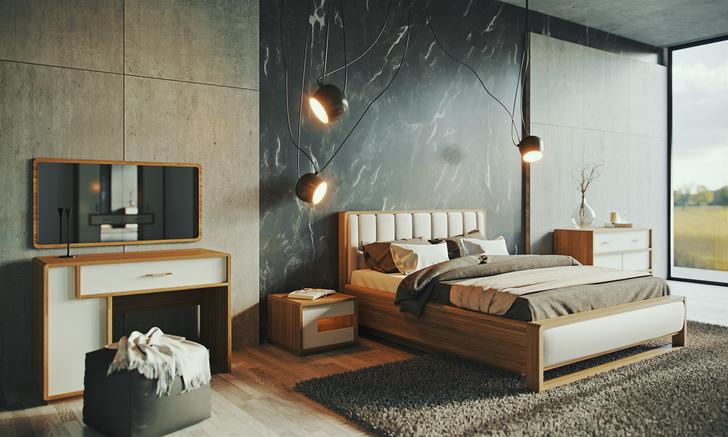 Коллекция мебели для спальни Sienna (Сиенна)