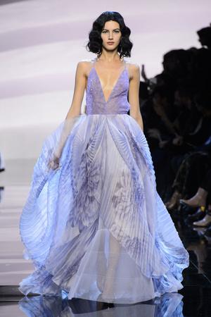 Показ Armani Prive коллекции сезона Весна-лето  2016 года Haute couture - www.elle.ru - Подиум - фото 602793
