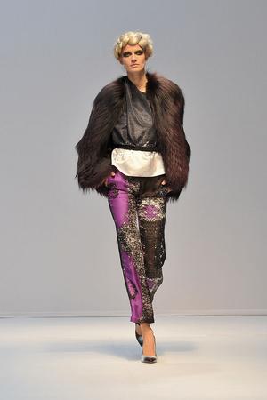Показ Cathy Pill коллекции сезона Весна-лето 2009 года Haute couture - www.elle.ru - Подиум - фото 86186