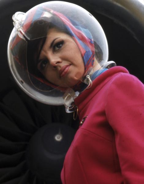 Space Age: тема космоса в моде | галерея [1] фото [5]