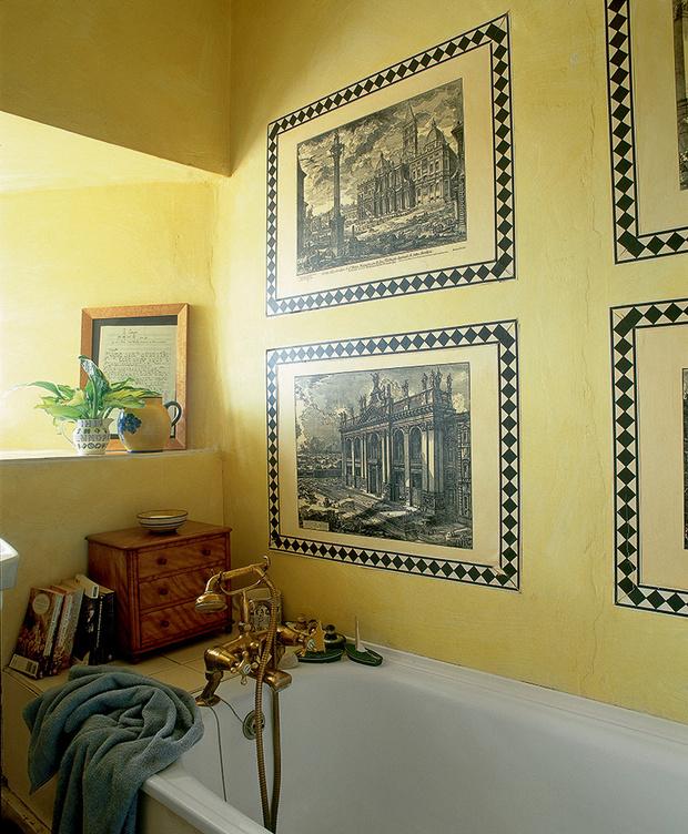 Ванная комната, Англия.