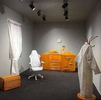 The Office: инсталляция Гарри Нуриева на Design Miami (фото 7.1)