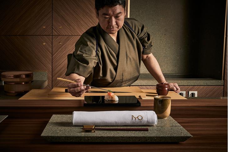 Современный японский ресторан по проекту Маурицио Лаи (фото 12)
