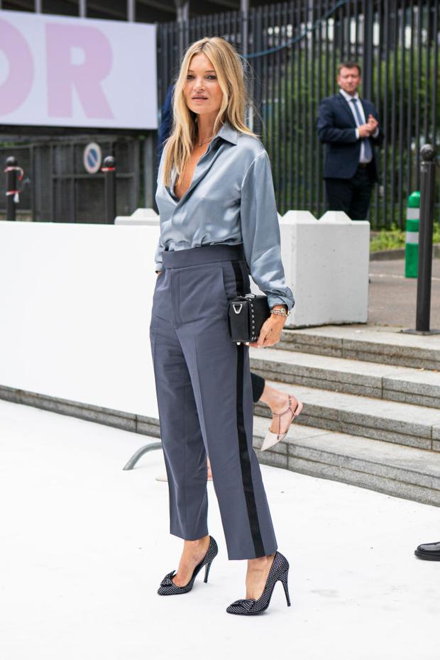 Кейт Мосс с дочерью, Наталья Водянова и другие звездные гости показала Dior Men (фото 2)