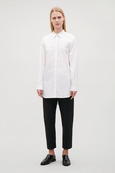 20 белоснежных рубашек — на каждый день и на выход (галерея 3, фото 19)