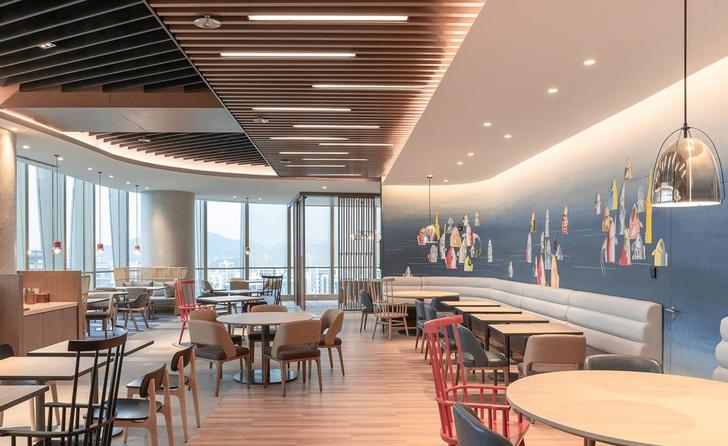 Hyatt Place Hotel: новая дизайн-точка на туристической карте Китая (фото 0)