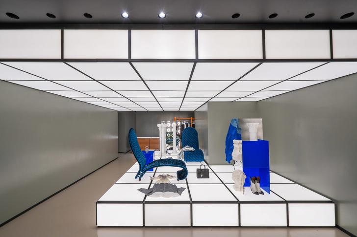 Модный бутик One-Off в Милане по дизайну Dimore Studio (фото 5)