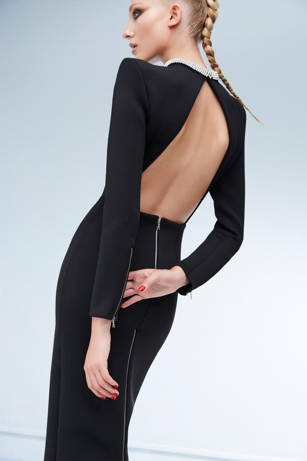 Maison Bohemique представил лукбук коллекции couture осень-зима 18/19 (фото 23)