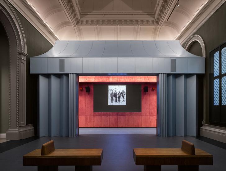 Новый Центр фотографии в музее V&A по проекту David Kohn Architects (фото 8)