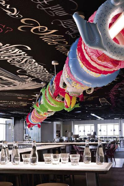 Международная Школа Дизайна – о бутик-отелях Стамбула   галерея [2] фото [2]