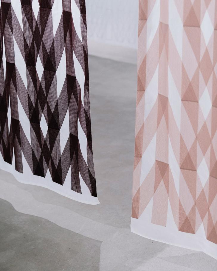 Новая текстильная коллекция братьев Буруллек для Kvadrat (фото 5)