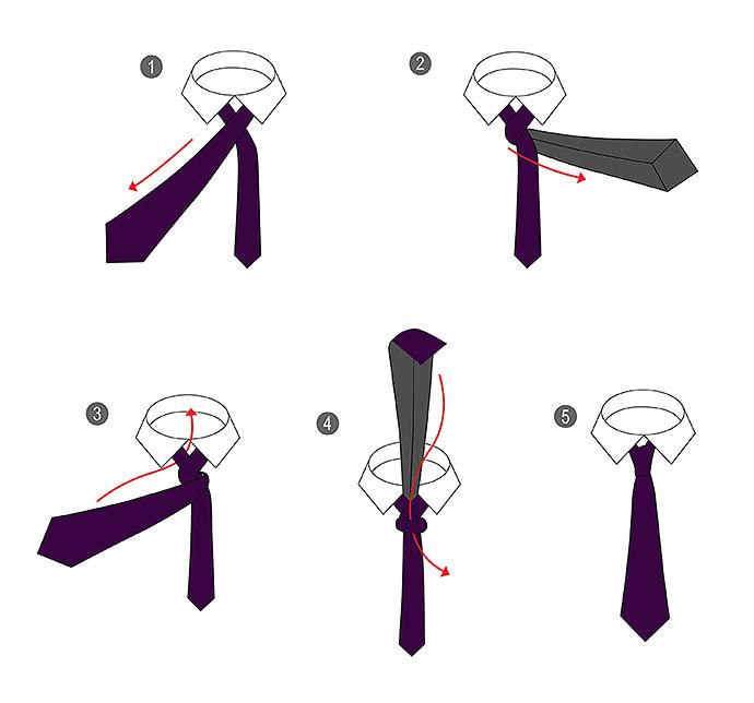 Как сделать галстук в сексе фото 79-514