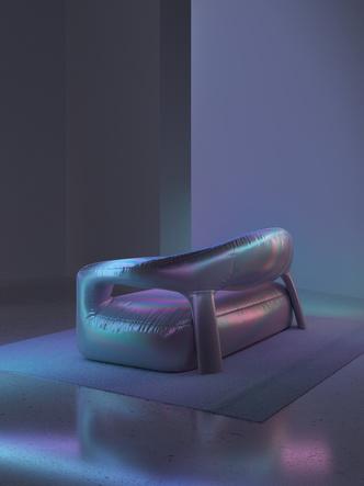 Голографическая мебель от студии Six N. Five (фото 3.1)