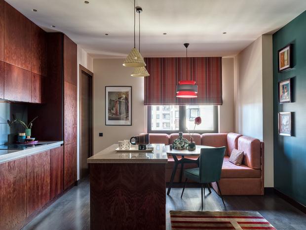 Квартира 90 м²: проект Татьяны Архиповой (фото 3)