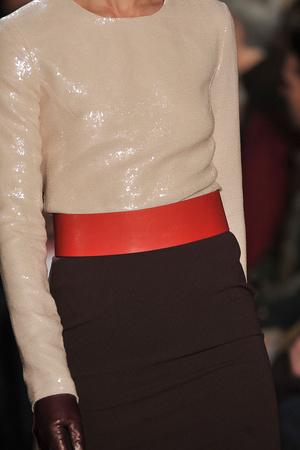 Показ Diane Von Furstenberg коллекции сезона Осень-зима 2012-2013 года Prêt-à-porter - www.elle.ru - Подиум - фото 344258