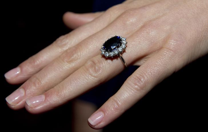 Почему Кейт Миддлтон никогда не красит ногти ярким лаком? фото [1]