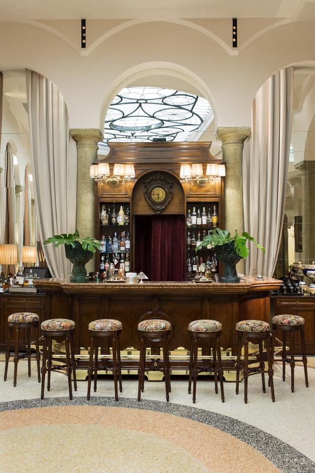 Dimore Studio обновили интерьеры Grand Hotel et de Milan (фото 13)
