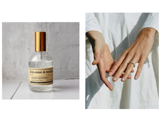 Transparent spring: антисептик с запахом лета (фото 1)