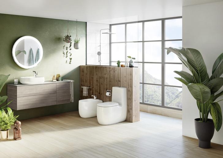 Ванная-гостиная (фото 0)
