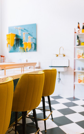 Аутентичный паста-бар Tortello в Чикаго (фото 6.2)