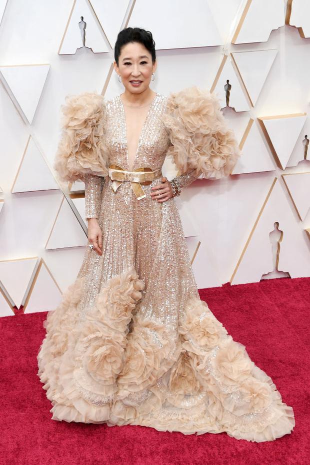 Светлая сторона: платья в нюдовых оттенках на церемонии «Оскар-2020» (фото 3)
