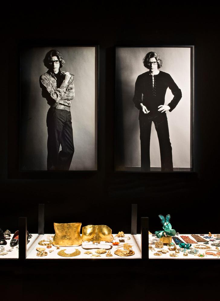 Музей Ива Сен Лорана открылся в Марракеше фото [6]
