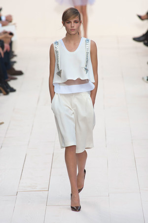 Показы мод Chloé Весна-лето 2013 | Подиум на ELLE - Подиум - фото 999