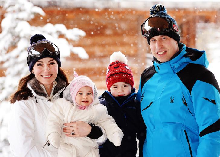 Как принц Георг и принцесса Шарлотта проведут Рождество (фото 1)