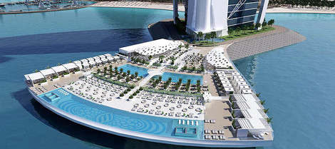 Самые роскошные отели Дубая | галерея [1] фото [5]