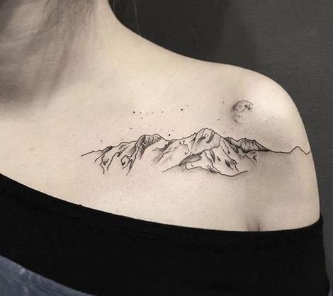 Рисковать по звездам: какая татуировка подойдет вам по гороскопу? | галерея [2] фото [2]