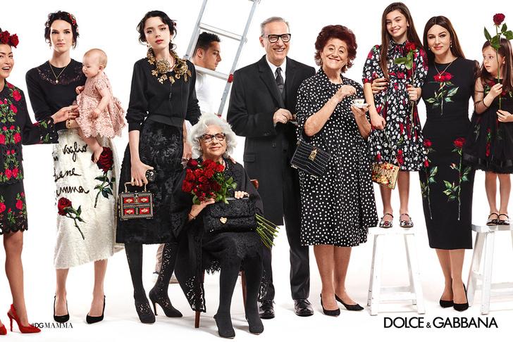 Одежда от Dolce & Gabbana: фото 2015
