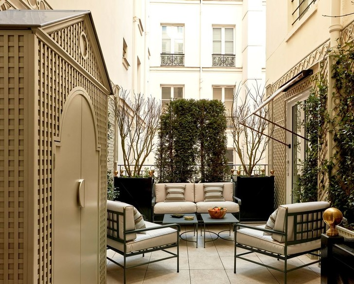 Новое прочтение: квартира 111 м² в Париже (фото 6)