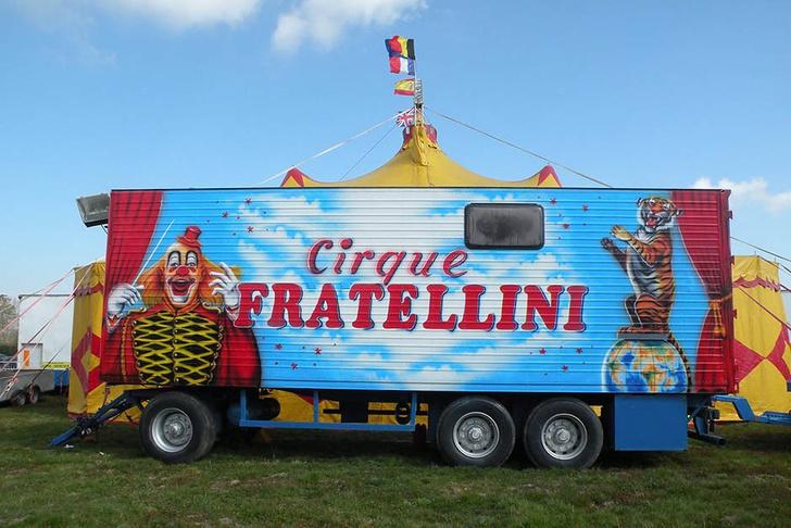 Цирк Фрателлини