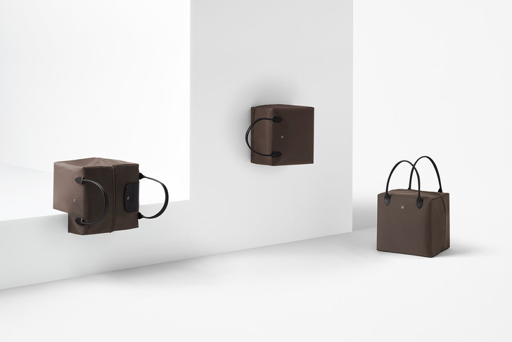 Новая коллекция сумок Nendo для Longchamp (фото 5)