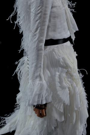 Показ  коллекции сезона Осень-зима 2011-2012 года Haute couture - www.elle.ru - Подиум - фото 278446