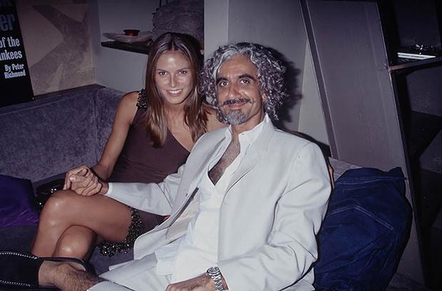 Хайди Клум с первым мужем Риком Пайпино