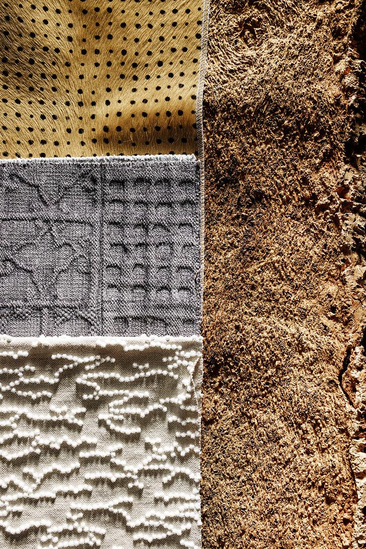 Тренд месяца: Фактурные ткани в интерьере фото [4]
